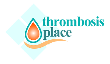 thrombosis place logo